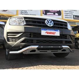 Defensa Bajo-paragolpes cromada para Volkswagen Amarok