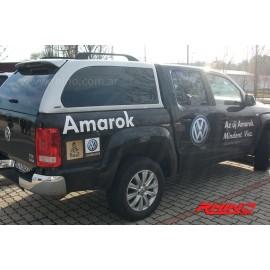 Cupula MT-Grand con cristal razante para Volkswagen Amarok