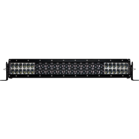 "Barra de LED Rigid Industries E2 - 20"" Combo"