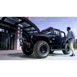 E-BOARD estribos electricos para Jeep WRANGLER JK 2 puertas
