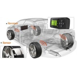 Sistema de Monitoreo de Presión de Neumaticos (Wireless)