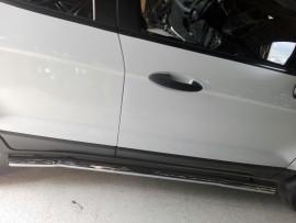 Estribos tubulares para Ford Ecosport