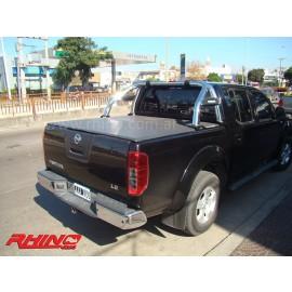 Jaula Antivuelco para Nissan Navara D40